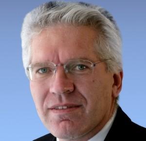 Lothar Pauly, Vorstand von T-Systems
