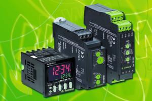 Wieland Electric bietet drei neue Zeitrelais-Serien an.