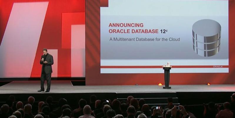 Larry Ellison eröffnete die Oracle Open World 2012 mit vier bedeutenden Ankündigungen und der Ausrichtung auf die Cloud.