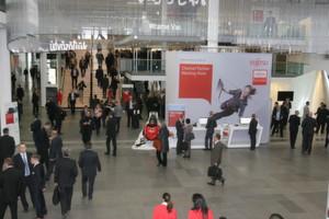 Treffpunkt für den Channel: das Fujitsu Forum in München