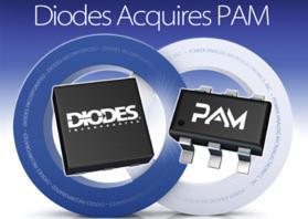 Diodes: Wird PAM für eine nicht genannte Summe bis Ende des Jahres übernehmen