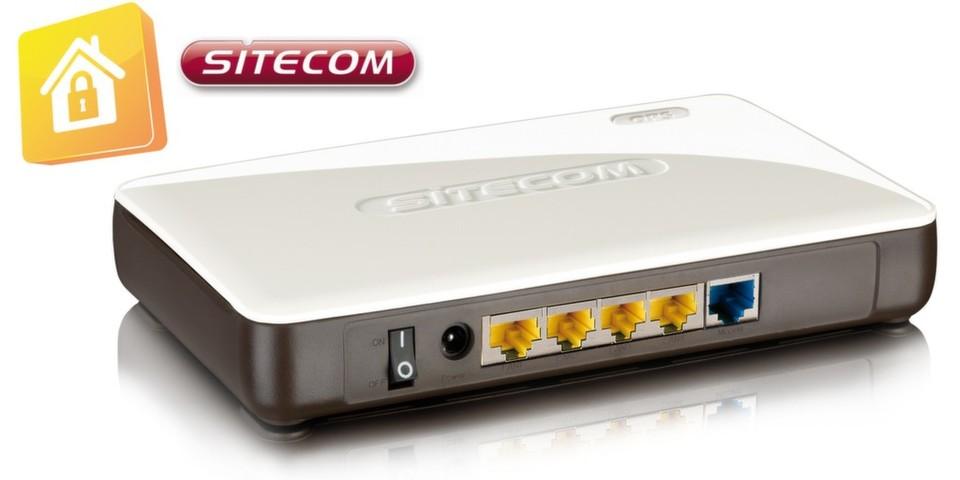 Die Exploit Prevention für Sitecom-Router schützt jedes Gerät im Netzwerk vor Bedrohungen durch Exploit Kits. Das Firmwareupdate gibt es für alle Router mit Sitecom Cloud Security.