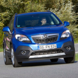 opel mokka der kleinwagen unter den suvs. Black Bedroom Furniture Sets. Home Design Ideas