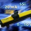 Induktiver Linearwegsensor ist fit für Motion Control