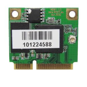 Embedded WLAN Mini CPU Modul: Mit nur 27 mm x 30 mm bietet das Linux-basierte Dorin-Modul von embedded wireless eine 802.11bgn-Funkübertragung im Format miniPCIe Half Size Card