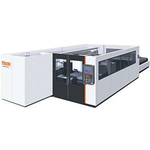 Mit der Optiplex 3015 Fiber werden größere Strahldichte und Laserenergie zur Schnittstelle geleitet. Sie ist somit die ideale Wahl für das Hochgeschwindigkeitsschneiden dünner Bleche.