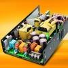 500-Watt-Netzteil mit umfangreicher Ausstattung und hoher Leistungsdichte