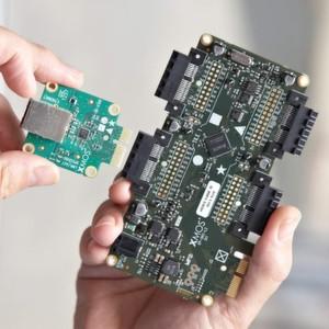 sliceKit von XMOS: modulare Entwicklungsboards und Software für die Multicore-Mikrocontroller xCore