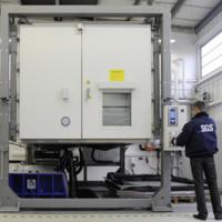 E-Mobility im Härtetest – SGS nimmt Batterie-Prüfzentrum in Betrieb