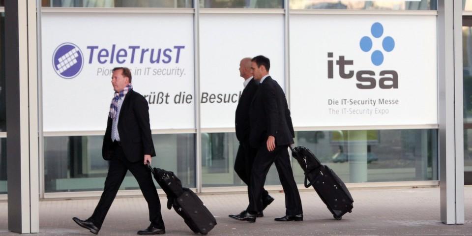 Die it-sa hat sich als Fachmesse und als Plattform für den Informationsaustausch unter IT-Sicherheitsexperten in Europa etabliert. Die nächste it-sa findet vom 8. bis 10. Oktober 2013 im Messezentrum Nürnberg statt.