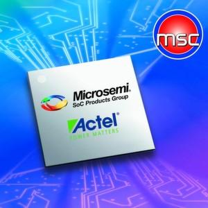 Partnerschaft: MSC erhält eine Auszeichnung von Microsemi