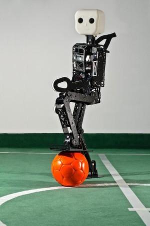 Die Bewegungsabläufe beim Fußballspiel sind weitaus komplexer, als bei einfachen Anwendungen