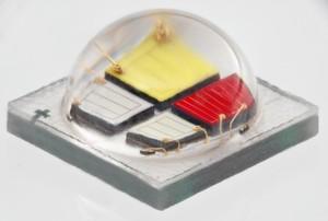 Die XLamp XM-L ist eine Multicolor-LED