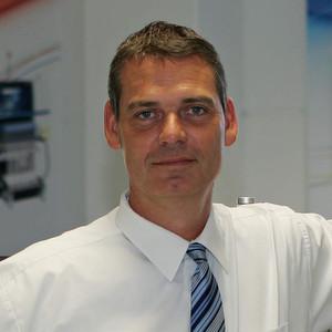 Jens Mirau leitet seit fünf Jahren das Deutschland-Geschäft des Bestückungsspezialisten JUKI.