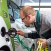 Lithium-Ionen-Akkus in Elektro-Fahrzeugen sind sicher