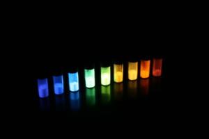 Komplexes Farbspektrum bei der OLED dank neuer Emittermaterialien