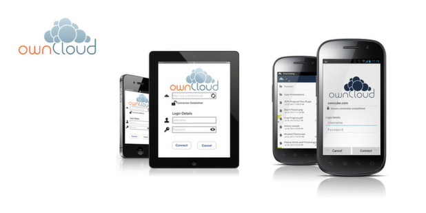 Die aktualisierten Clients für Android und iOS sollen ownCloud-Nutzern mehr Komfort und Sicherheit bieten.