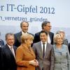 Der Nationale IT-Gipfel zieht weiternachHamburg
