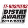 Die besten Distributoren auf der Night of IT-BUSINESS gekürt