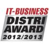Die besten Distributoren auf der Night of IT-BUSINESS gekürt