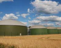 Millionen-Förderung für Energie aus Biogas