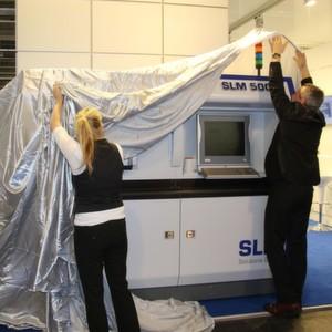 SLM impresión 3D
