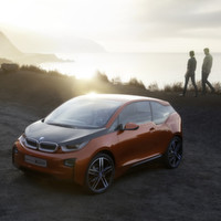 Weltpremiere des BMW i3 Concept Coupé