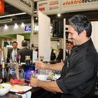 Cocktail-Happy-Hour auf der SPS IPC Drives 2012