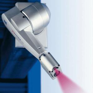 Calr Zeiss übernimmt HGV Vosseler und stärkt seine Automobilkompetenz. Im Bild eine 3-D-Laserscanner für Koordinatenmessmaschine.