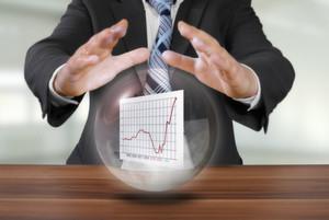 Die Marktforscher haben den Blick in die Glaskugel gewagt.