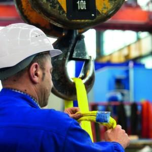 Demag forciert sein Service-Geschäft und will mehr Sicherheit in den Kranbetrieb bringen.
