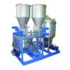 Konti-Mischer für den Eintrag von Feststoffen in Flüssigkeiten