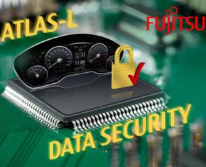 Atlas-L von Fujitsu: ARM Cortex-R4-basierte MCU mit SHE-Coprozessor (Secure Hardware Extension) für Kombiinstrumente in Fahrzeugen