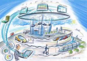2030: Die fortschreitende Urbanisierung stellt neue Anforderungen an die Mobilität der Zukunft