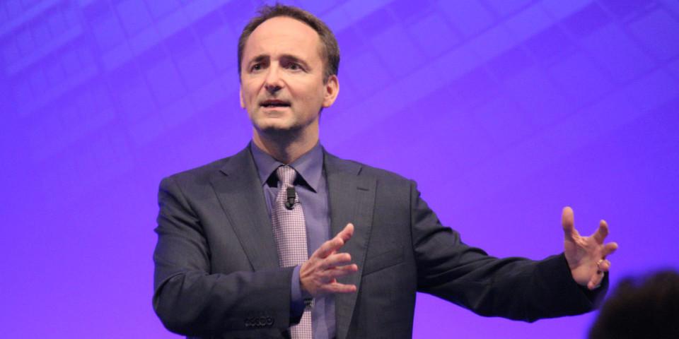 Jim Hagemann Snabe beschwört eine neue Ära des In-Memory Computing.