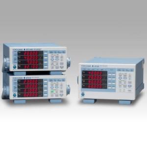 Präzise Leistungsmesstechnik: Die Serie WT300 bietet einen Strommessbereich von wenigen mA bis zu 40 A