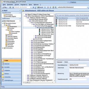 Elektronische Aktenführung: E-Akte als Dienst