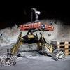 Deutsches Roboter-Duo sucht Wasser auf dem Mond