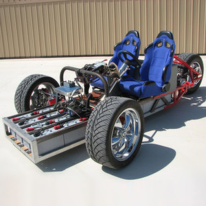 Das EZ-EV von ZWheelz: ein Open-Source-Elektroauto zum Selberbauen
