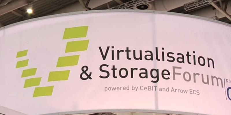 """Arrow veranstaltet dieses Jahr sein festetabliertes Forum """"Virtualisation & Storage Forum goes Cloud"""" auf der CeBIT (Halle 2, Stand A40)."""