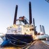 6 Megawatt Windturbinen erstmals offshore installiert