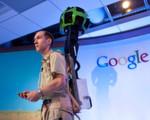 Vorstellung des Trekker bei einem Google-Maps-Event