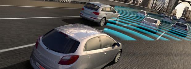 Fahrersassistenzsystem können die Zahl der Unfälle deutlich reduzieren