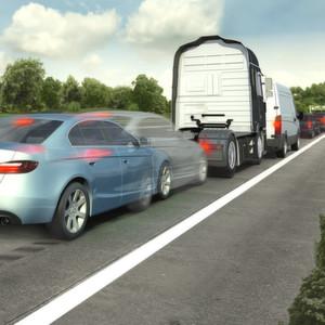 Fahrersassistenzsystem wie der Notbremsassistent können die Zahl der Unfälle deutlich reduzieren