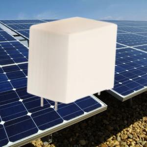 DC-Link-Kondensatoren: in Solaranlagen stabilisieren sie als Snubber-Kondensatoren Spannungsspitzen