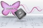 Bild 3: STM32F373 von STMicroelectronics mit ARM Cortex-M4F-Core und FPU