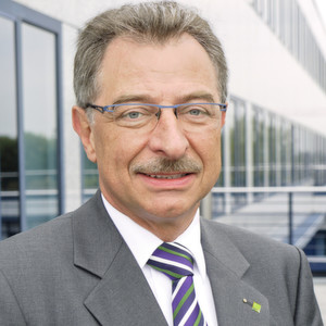 Professor Dieter Kempf, Prsident des Bitkom, setzt auf Anonymitt.