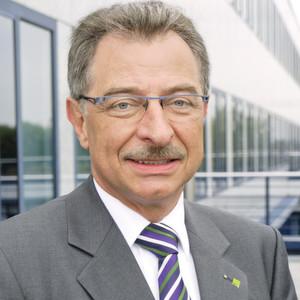 Professor Dieter Kempf, Präsident des Bitkom, setzt auf Anonymität.