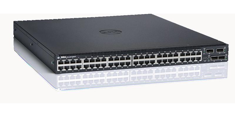Einsatzgebiete von Dells neuem Top-of-the-Rack Switch Dell S4820T sind anspruchsvolle Rechenzentrums- und Cloud-Umgebungen.