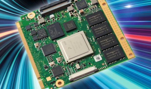 Q7-IMX6 von MSC: Das neue Qseven-Modul mit Freescale i.MX6 ARM-CPU ist in Versionen mit Single-, Dual- und Quad-Core-Prozessor verfügbar